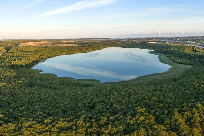 Kleinen Wostevitzer Teich