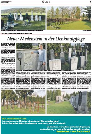 Denkmalpflege
