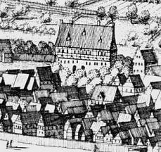 Die Schulenburg als Teil der mittelalterlichen Stadtbefestigung