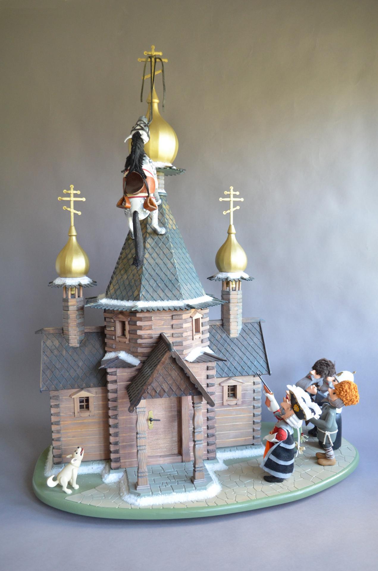 Sonderausstellung Kirche