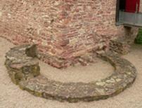 Die Schulenburg als Wohnburg der von den Edelherren von Homburg eingesetzten Burgmannen