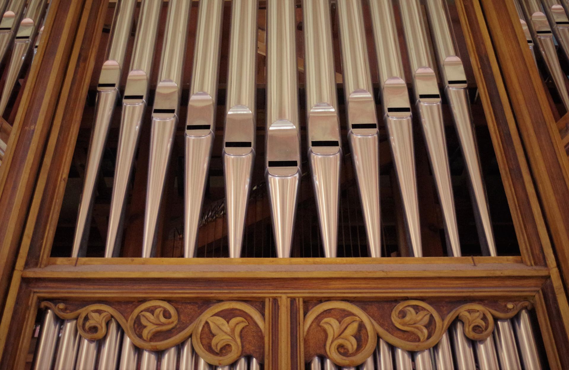 Orgel Georgen 1