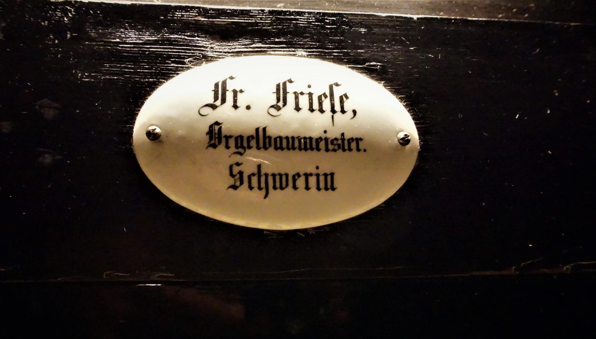 Orgel Georgen 2