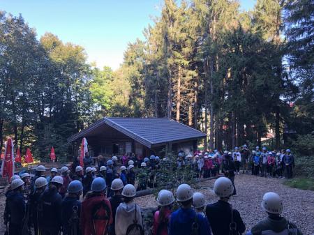 Kletterwald Miltach 2019 2