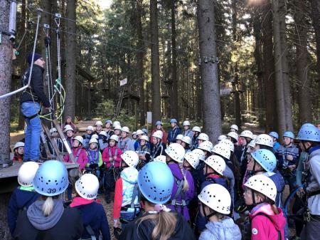 Kletterwald Miltach 2019 3