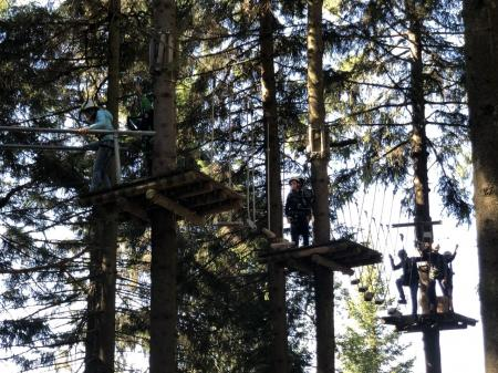 Kletterwald Miltach 2019 4