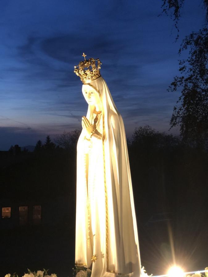 Pilgermadonna Fatima Miltach 2019 2