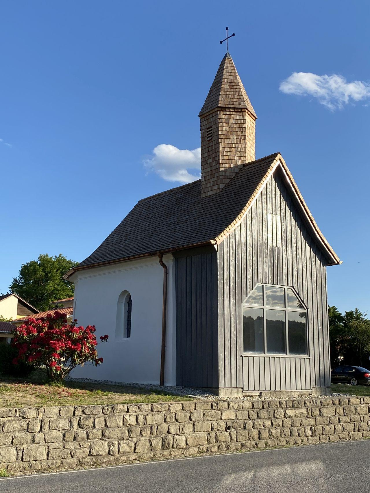 Maria-Hilf-Kapelle (neu)