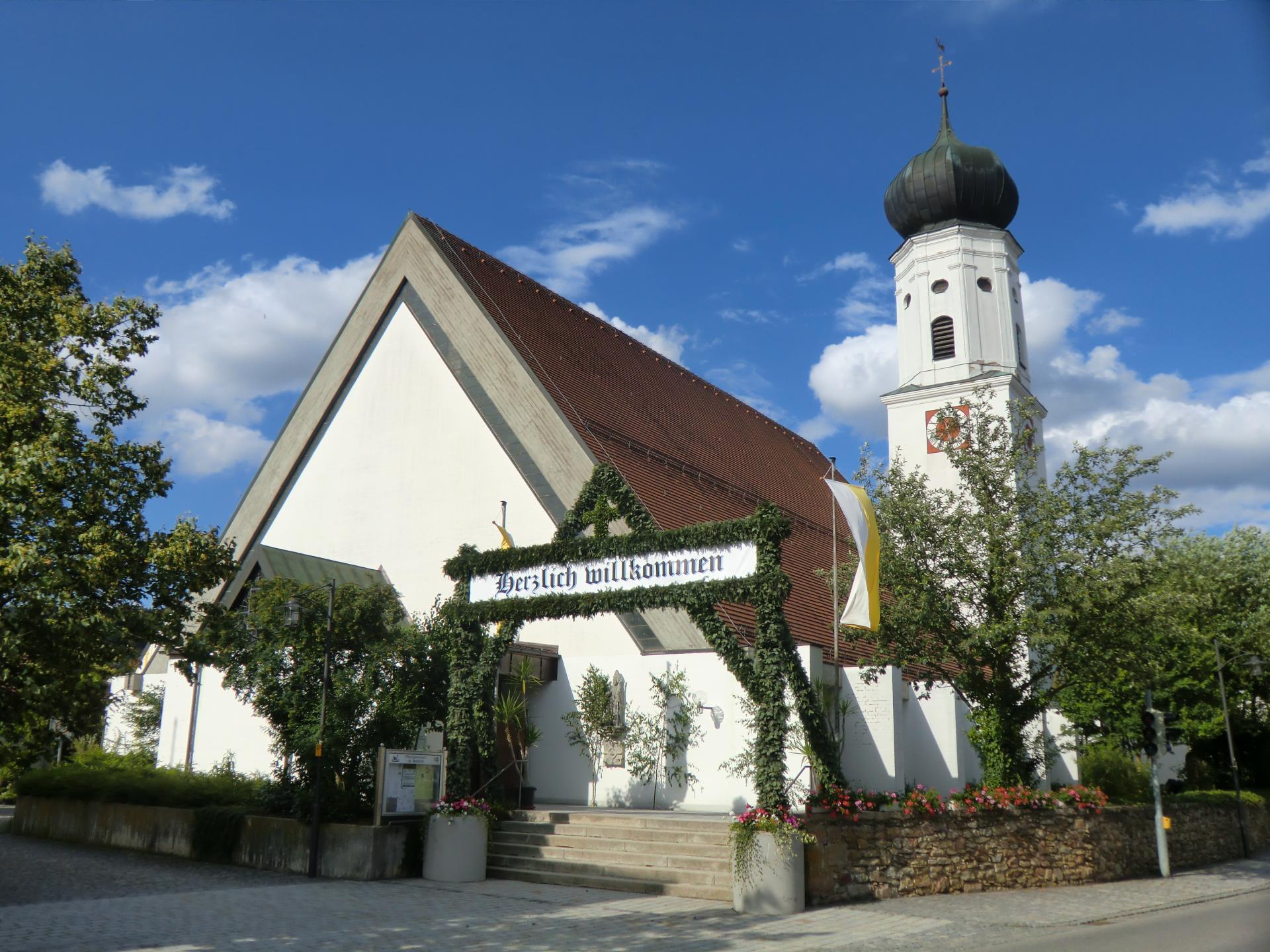 Kirche St. Martin Miltach