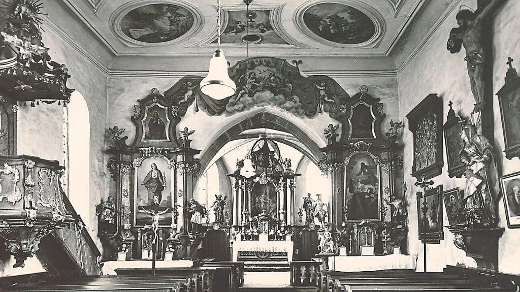 Alte Pfarrkirche St. Martin