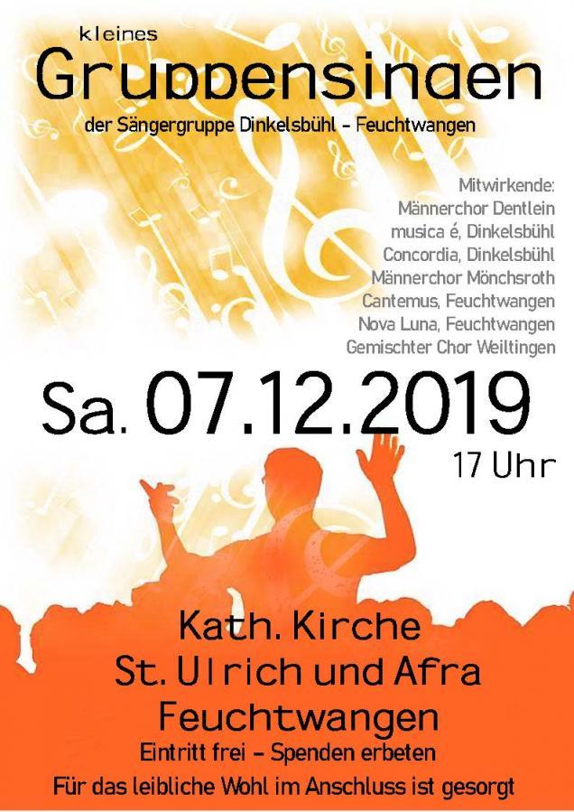 Konzert SG FEU/DKB 2019