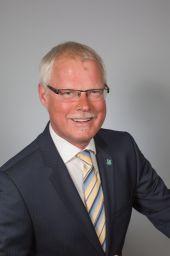 Bürgermeister Bodo Broszinski