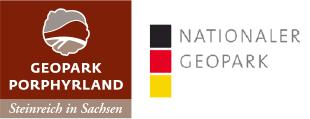 Logo des Geoparkt Porphyrland