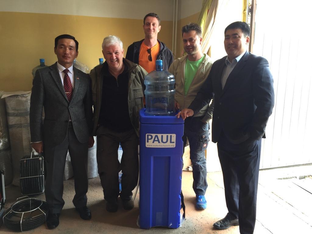 UNSER WASSER - PAUL Wasserfilter und kommunale Partner