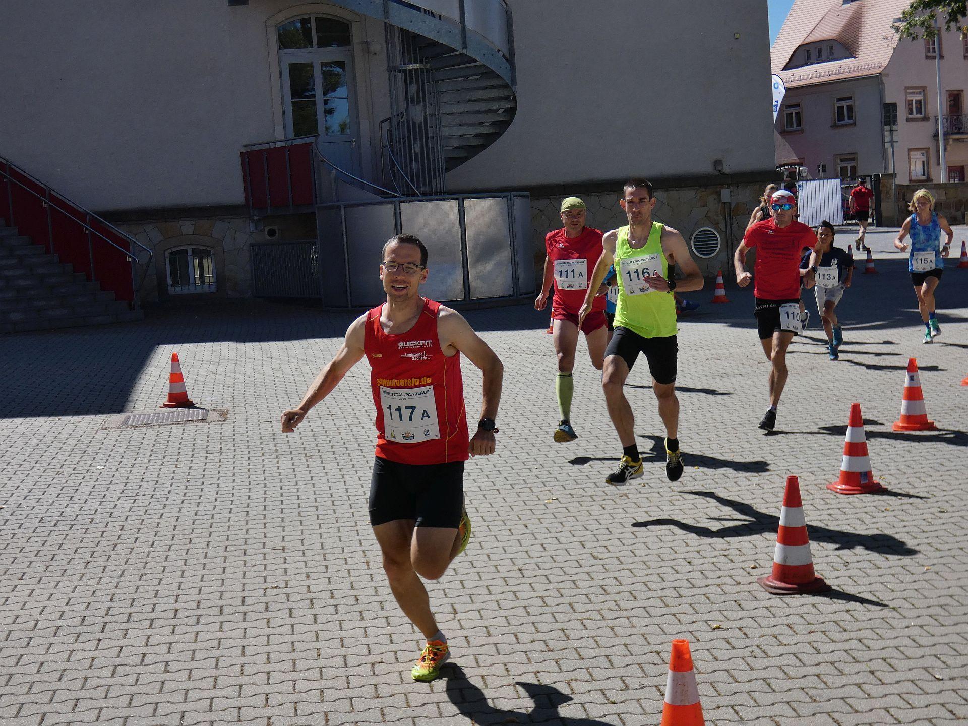 Start Paarlauf