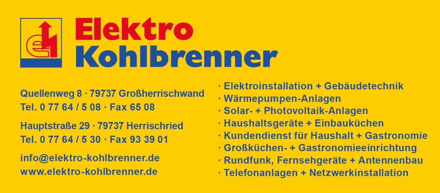 Elektro Kohlbrenner
