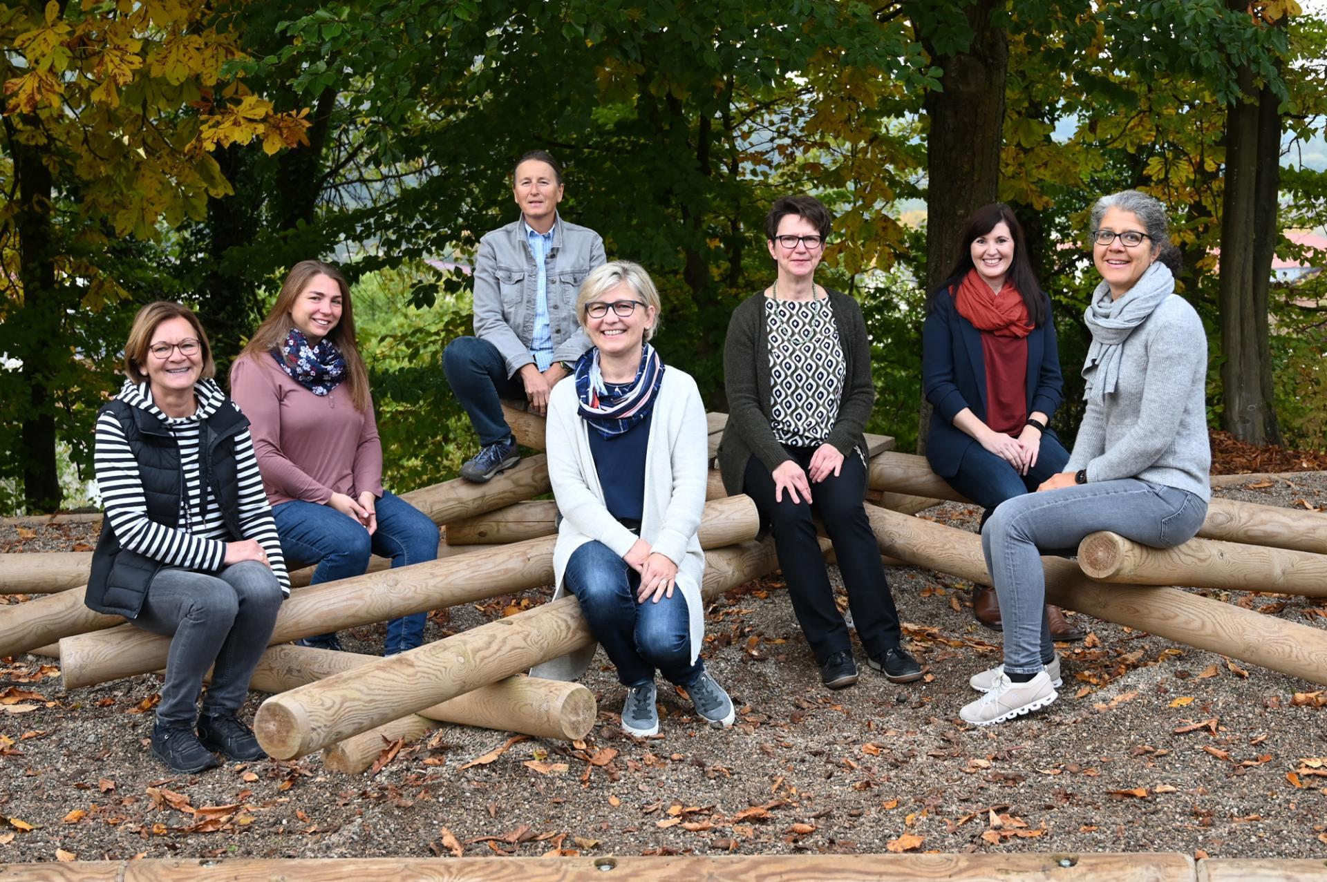 Lehrerkollegium Hollstadt