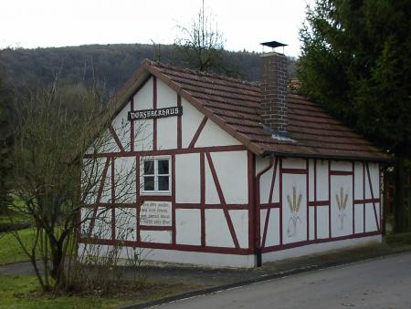 Backhaus OT Gerterode