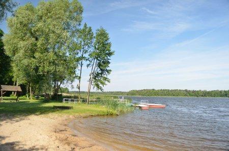 Badestelle Köthener See