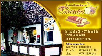 Bäckerei Börner