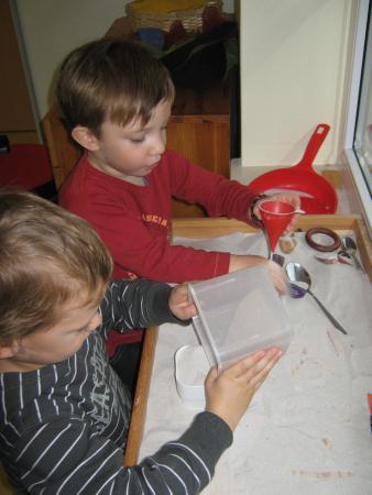 Pädagogische Arbeit