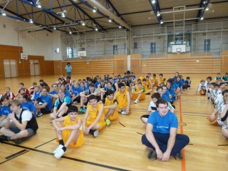 Basketball-Bericht 2013 2