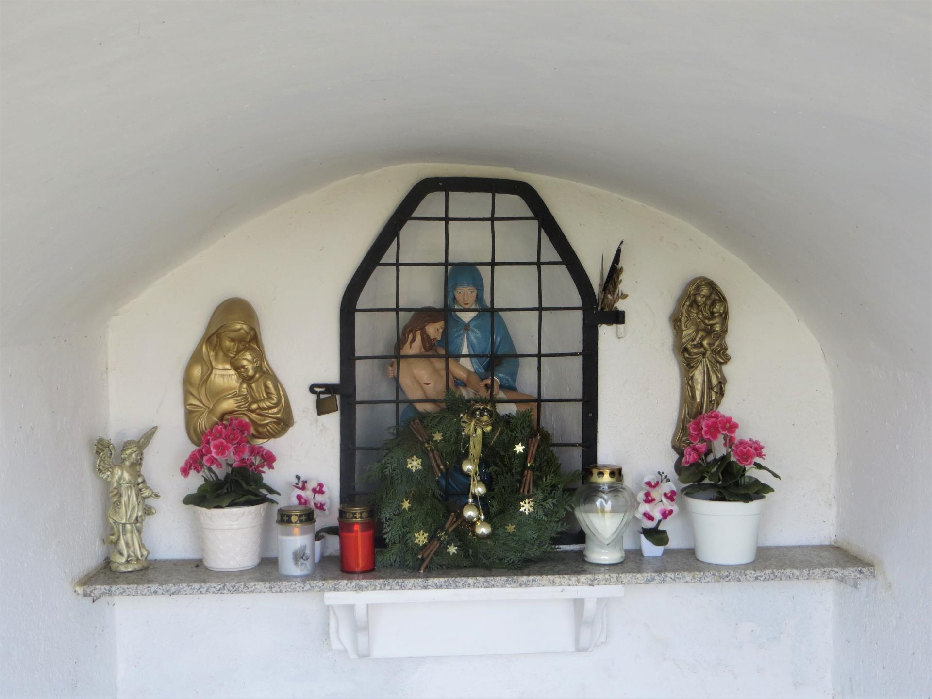Auf dem Kerzenstein