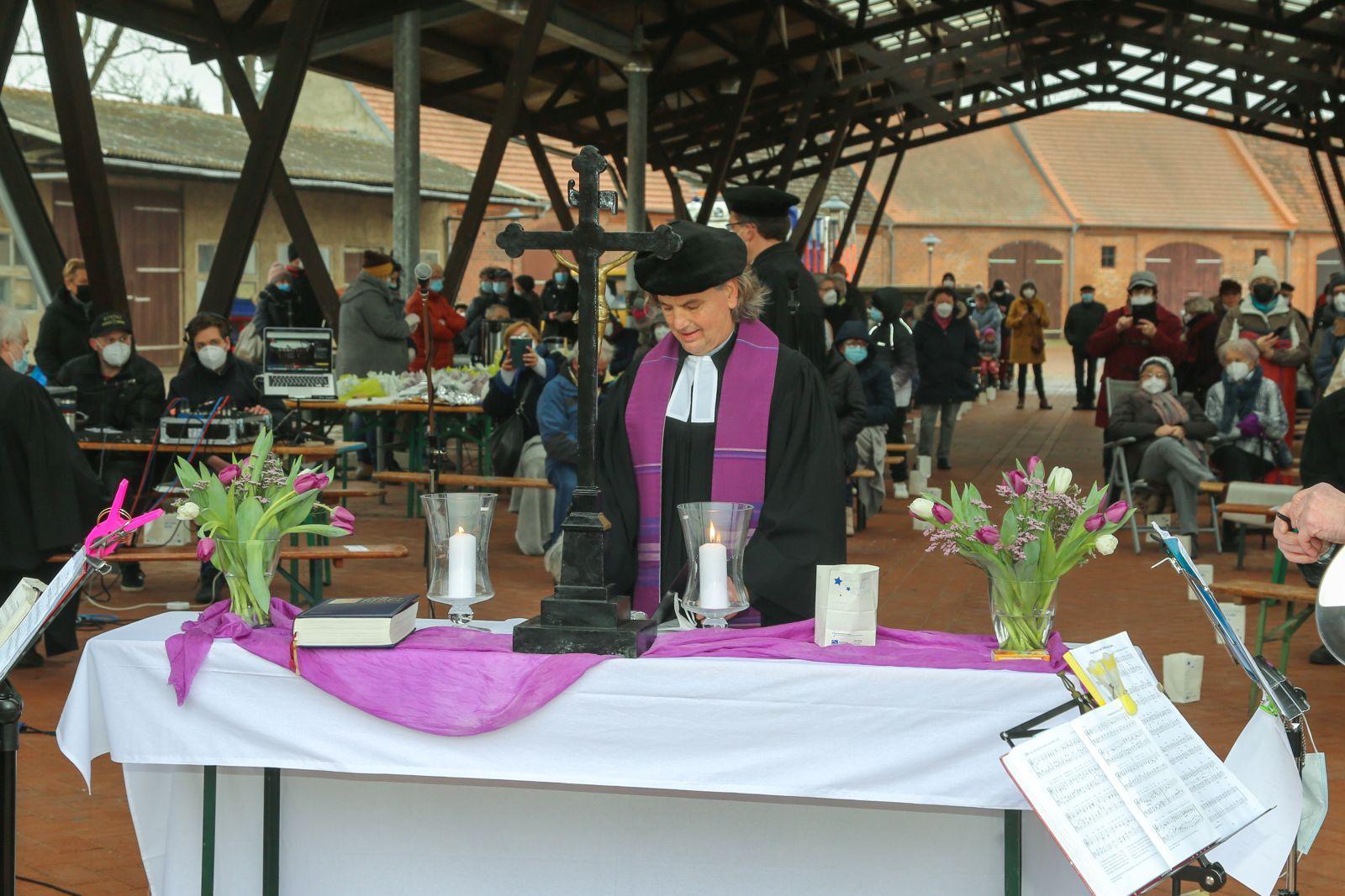 2021-02-28 Gottesdienst zur Verabschiedung von Pfarrer Johannes Kölbel
