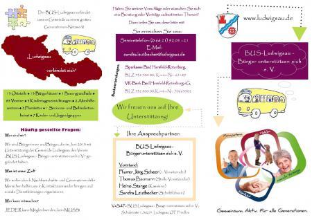 Werbebroschüre Seite 1