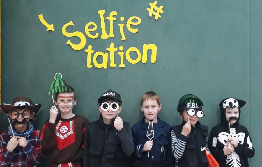 Selfiestation