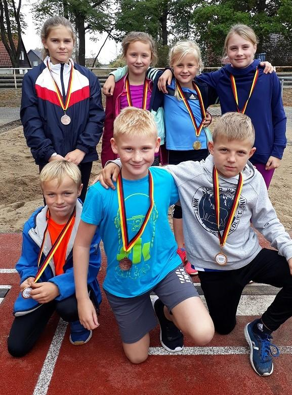 Grundschulsportfest 2019