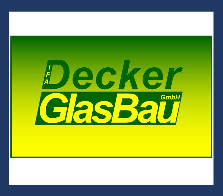 Decker Glas