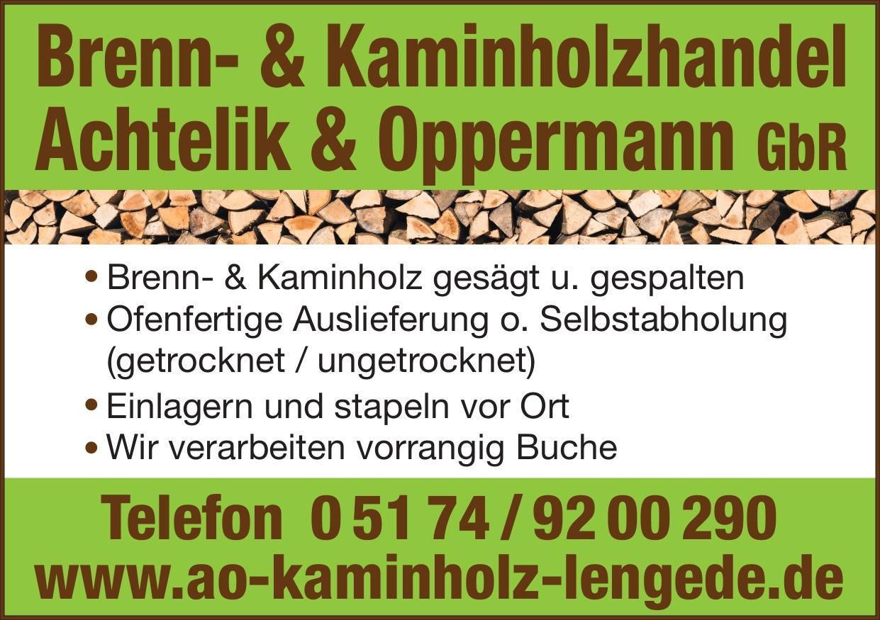 Logo Oppermann Holzhandel