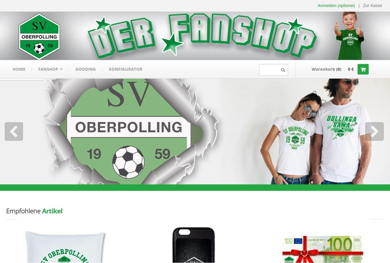 unser Online-FanShop