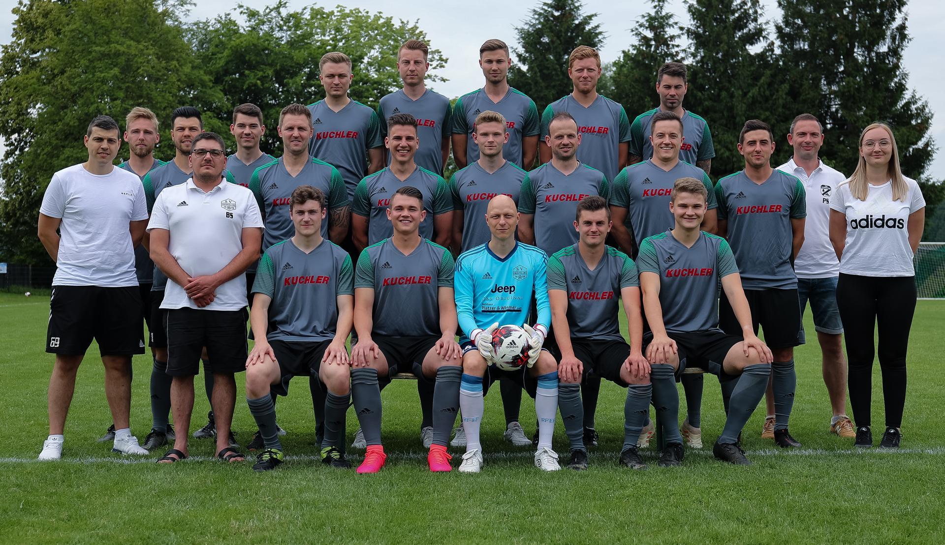SV Oberpolling e.V. Saison 2021/22