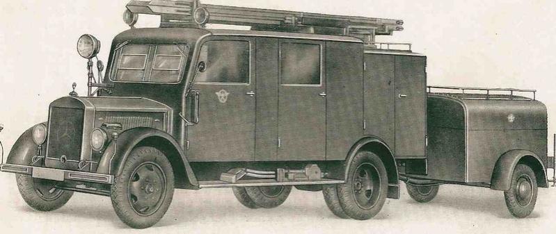 Mannschaftswagen von 1943