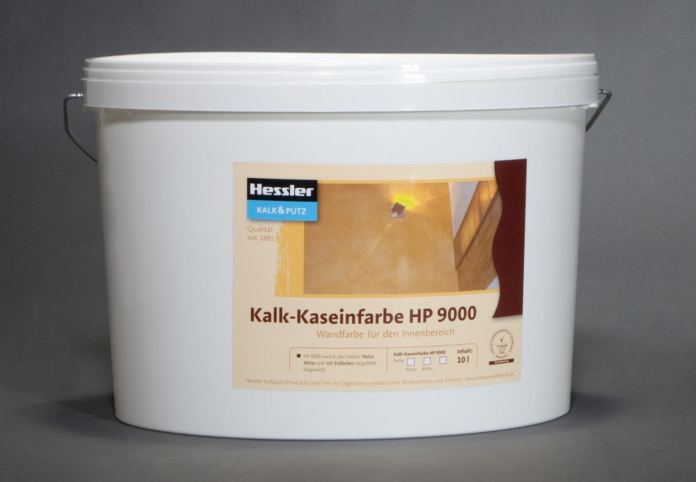 HP 9000 Kalk-Kaseinfarbe