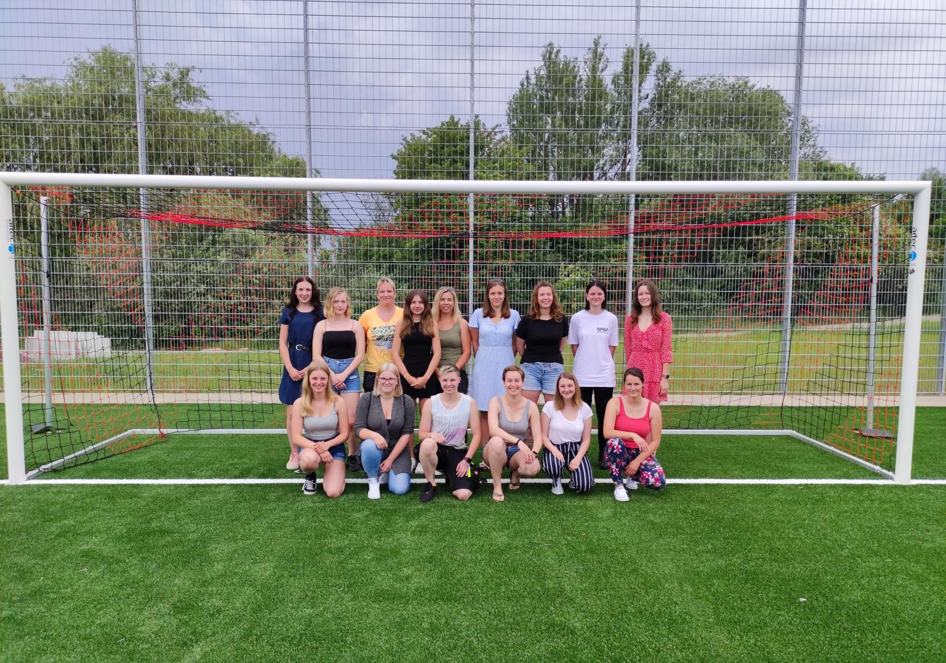 Neu beim ESV - das Frauenteam