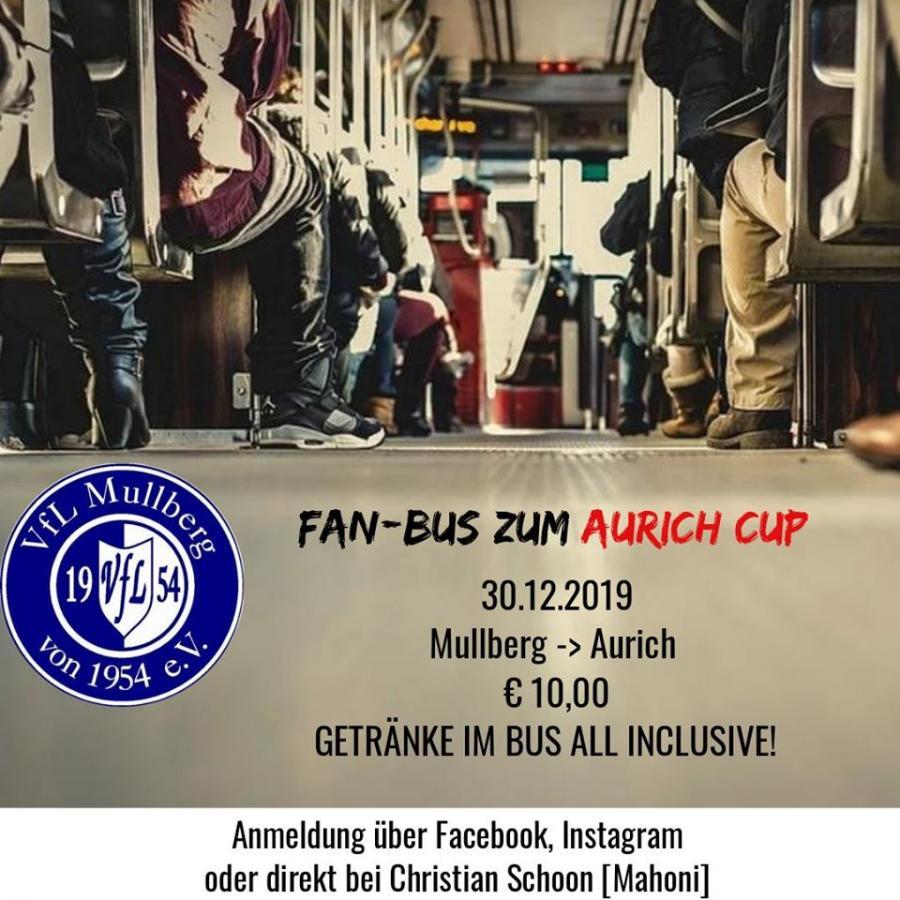 Fanbus Aurich-Cup