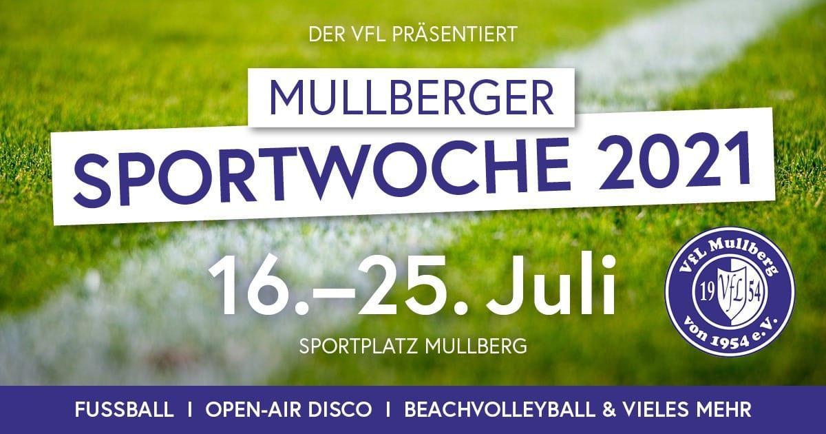 Sportwoche 2021