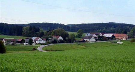 Blick auf Bernbach