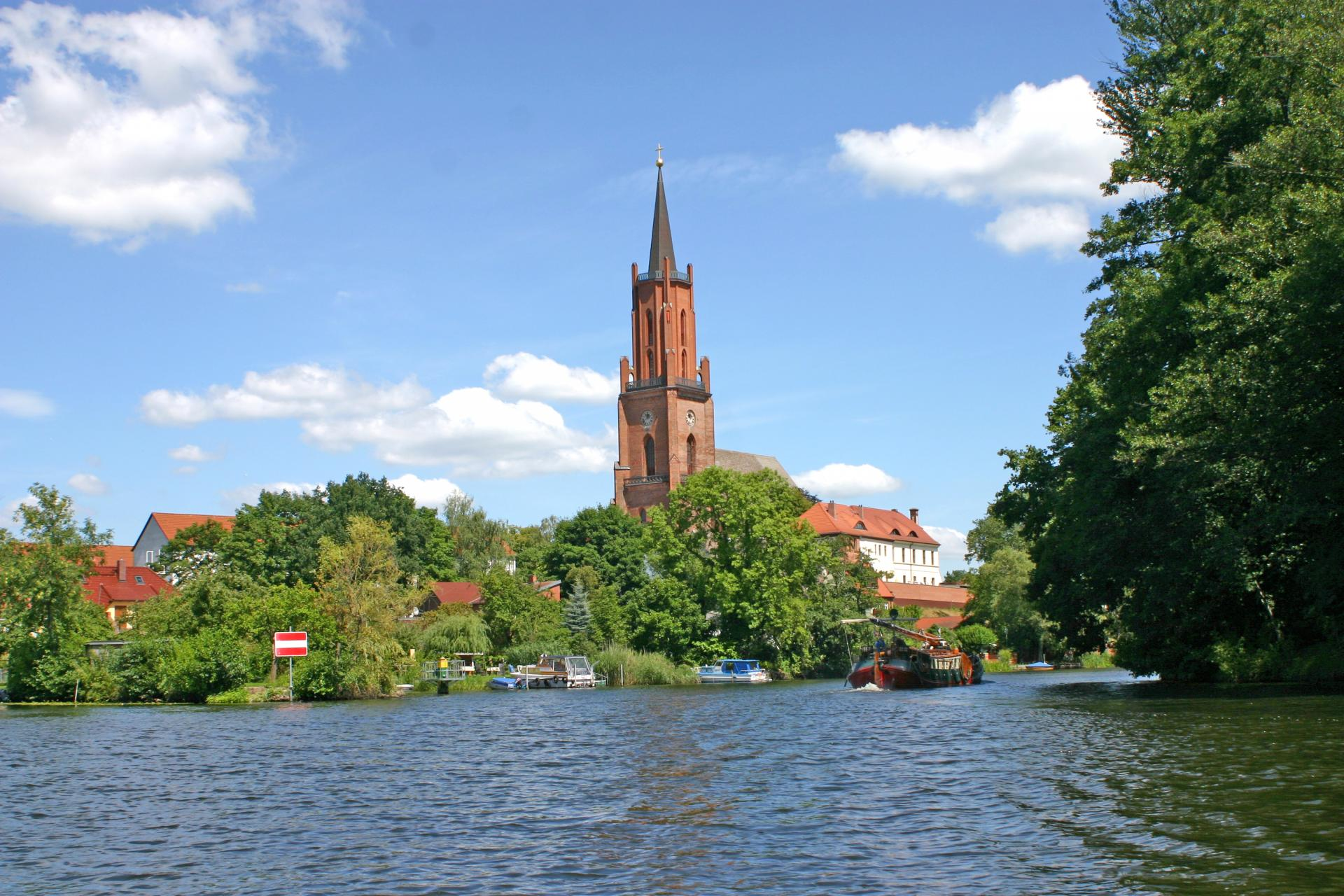 Rathenow Kirche