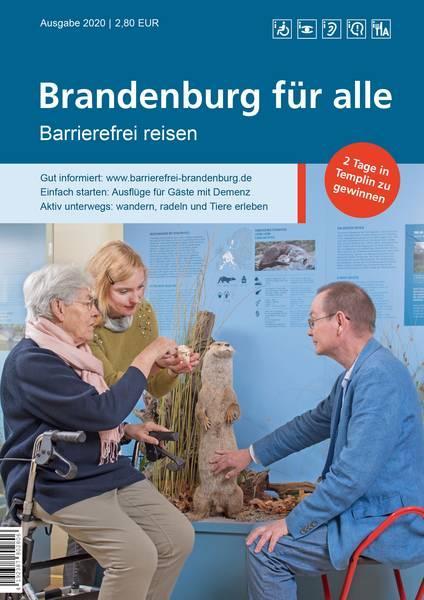 Brandenburg für alle - Barrierefrei reisen