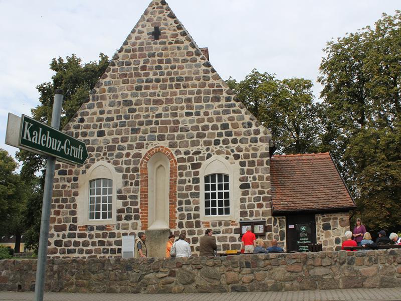 Kirche Kampehl