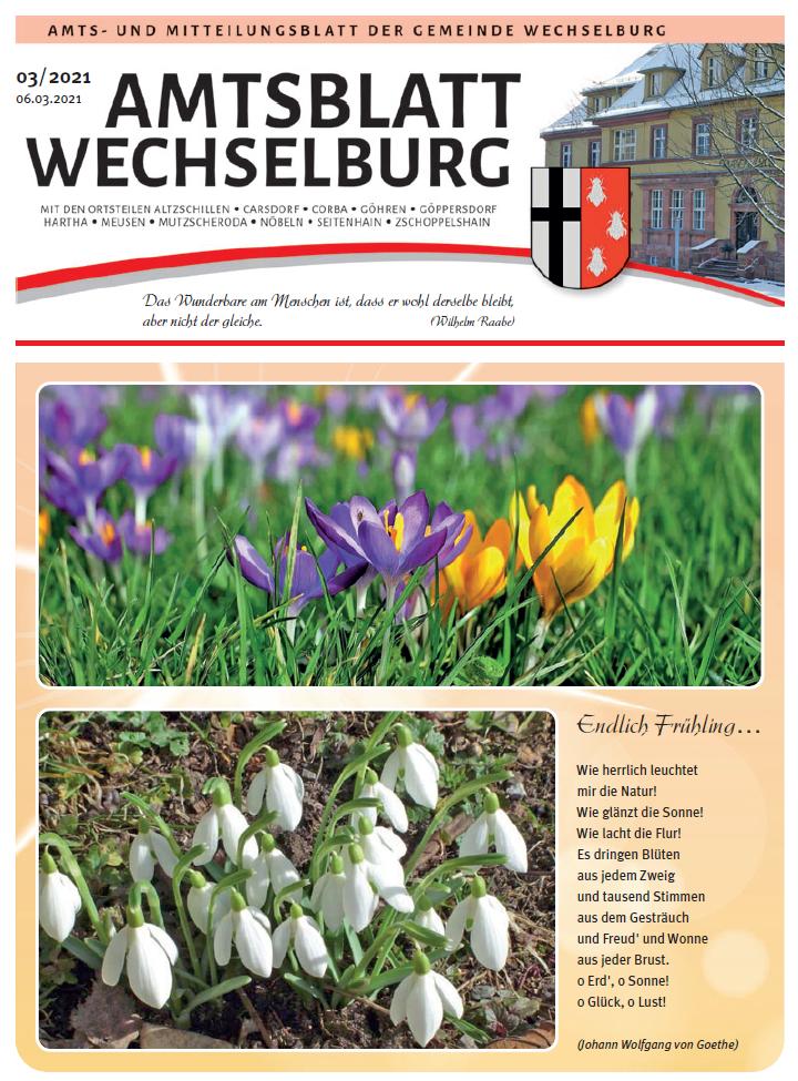 Amtsblatt 321