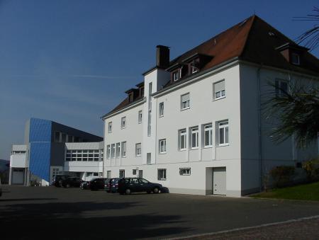 Gemeindeverwaltung und BGH Rückseite
