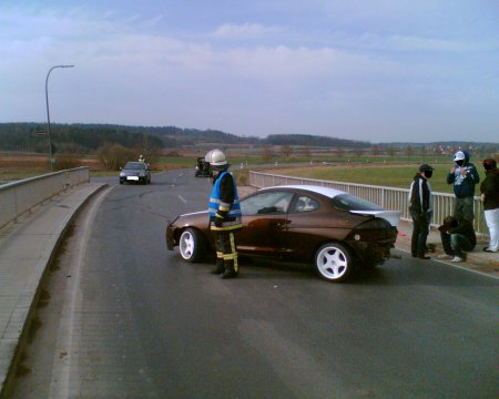 PKW Unfall 29.03.2012