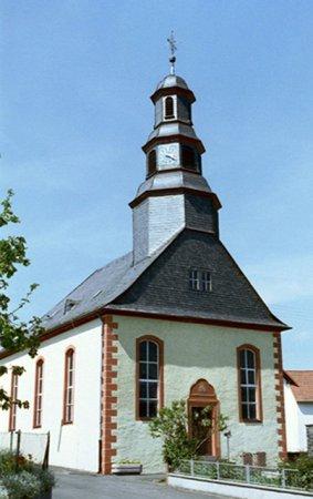 Kirche Burgbracht