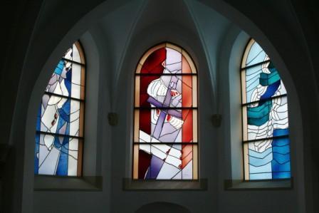 Buntglasfenster 1