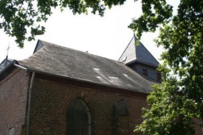 Sanierung des Daches